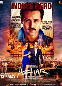 Azhar movie poster