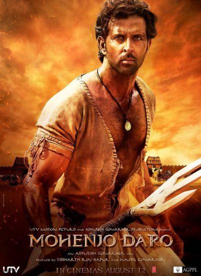 मोहनजोदड़ो movie poster