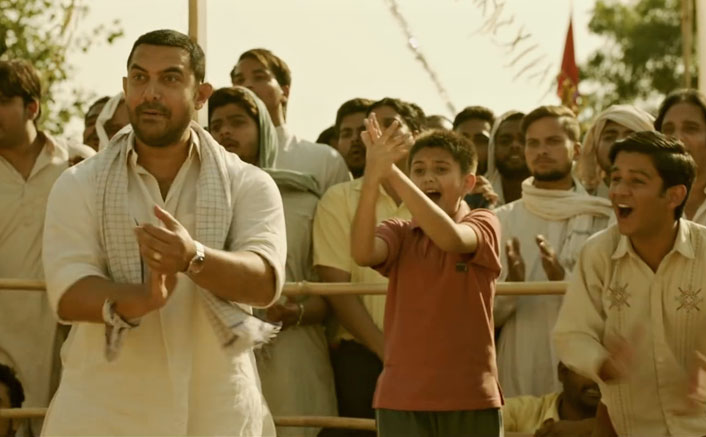 Dangal Sets Record With A Collection Of 720 Crores At The Worldwide Box Office