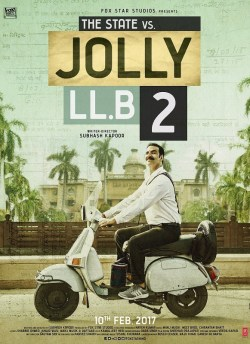 Jolly LLB 2 movie poster