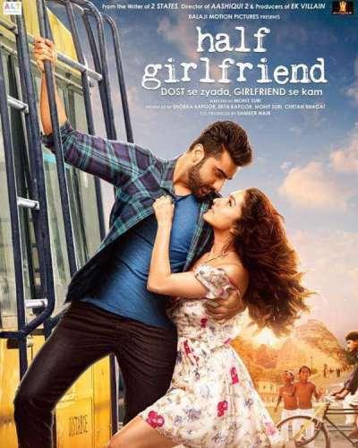 Half Girlfriend movie poster