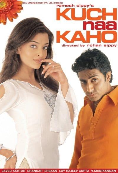 Kuch Naa Kaho movie poster