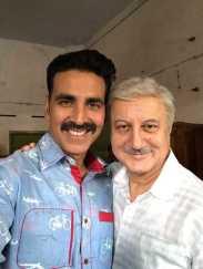 Anupam Kher & Akshay Kumar
