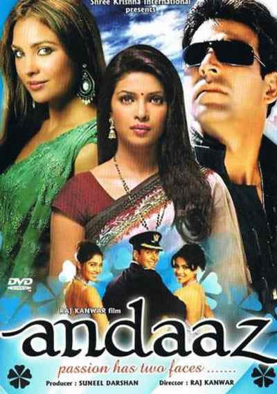 Andaaz movie poster