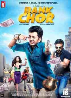 बैंक चोर movie poster