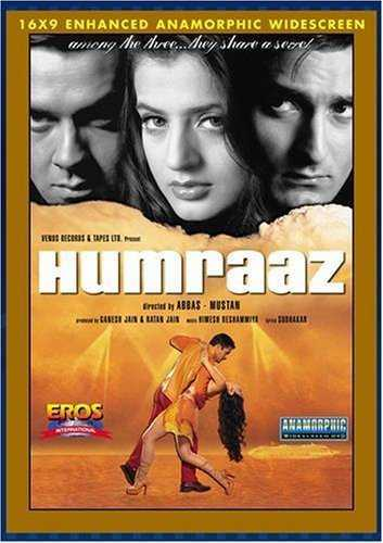 Humraaz movie poster
