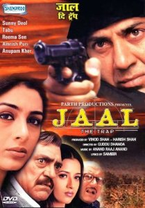 Jaal – The Trap Poster