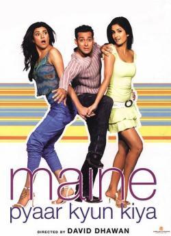 मैंने प्यार क्यों किया ? movie poster