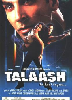 Talaash – The Hunt Begins movie poster