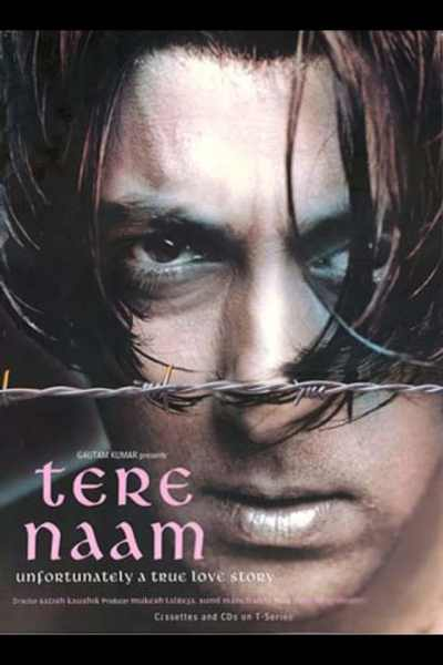 Tere Naam movie poster