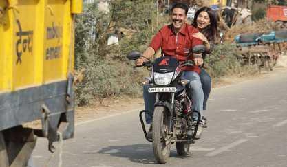 Akshay & Bhumi