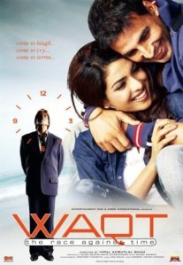 Waqt – The Race Against Time Poster