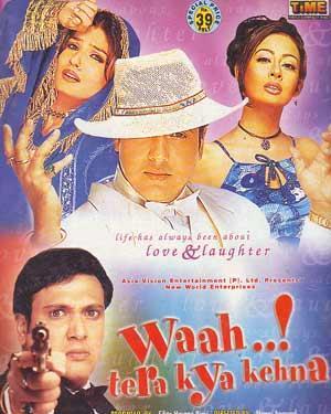 Waah! Tera Kya Kehna movie poster