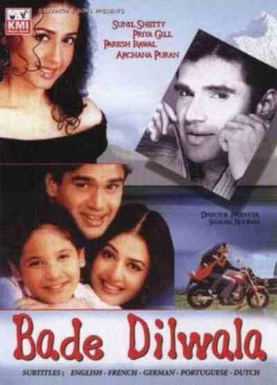 Bade Dilwala movie poster