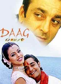 Daag – The Fire movie poster