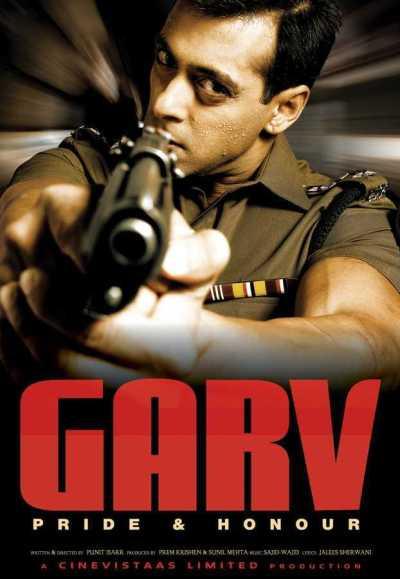 Garv – Pride and Honour movie poster