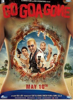 Go Goa Gone movie poster