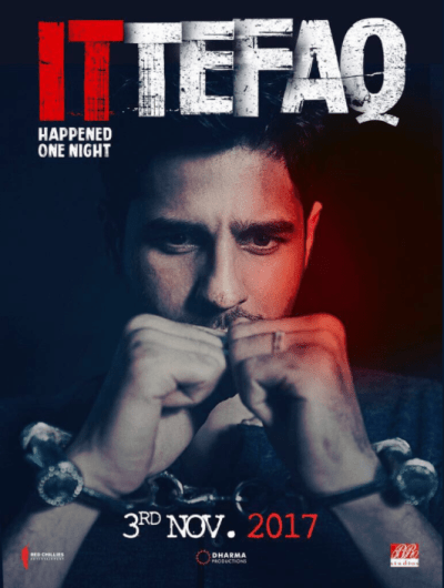 Ittefaq movie poster