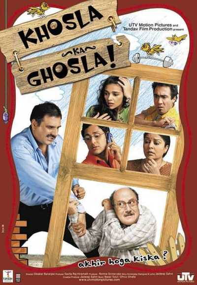 Khosla Ka Ghosla movie poster