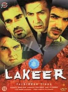 Lakeer Poster