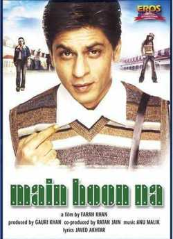 Main Hoon Na movie poster