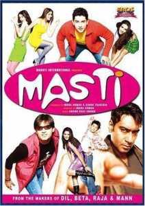 Masti Poster