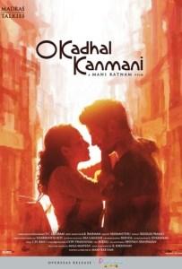 Ok Kanmani Poster