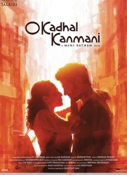 Ok Kanmani movie poster