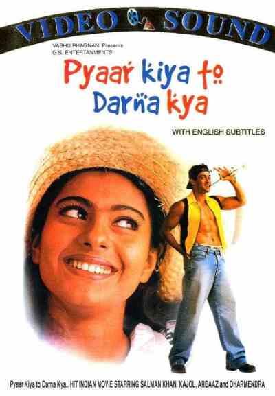 Pyaar Kiya To Darna Kya movie poster