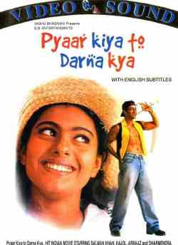 Pyaar Kiya To Darna Kya movie poster