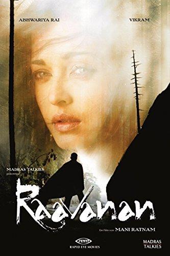 Raavanan movie poster