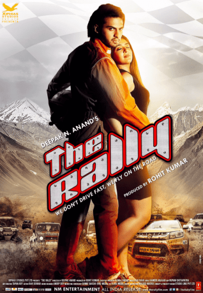 The Rally movie poster