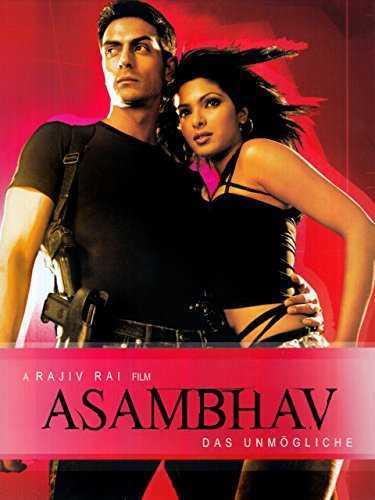 Asambhav movie poster