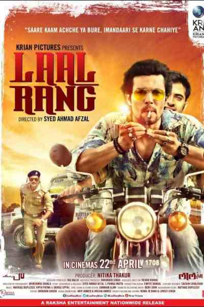 Laal Rang movie poster