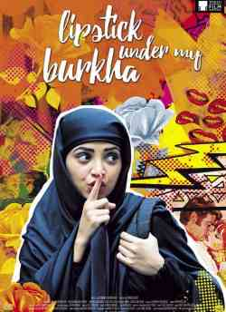 Lipstick Under My Burkha movie poster
