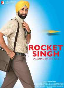 Rocket Singh – Salesman of the Year Poster