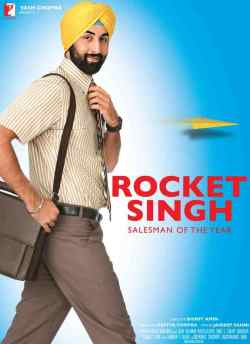 Rocket Singh – Salesman of the Year movie poster