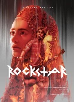 रॉकस्टार movie poster