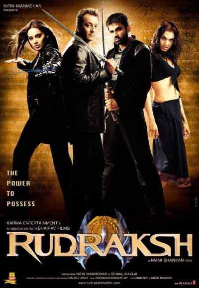 Rudraksh movie poster