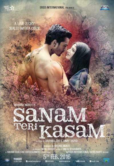 Sanam Teri Kasam movie poster