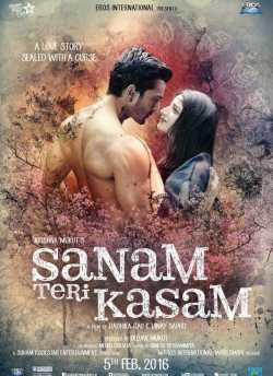 Sanam Teri Kasam movie poster