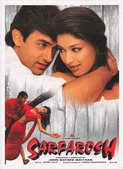 Sarfarosh movie poster
