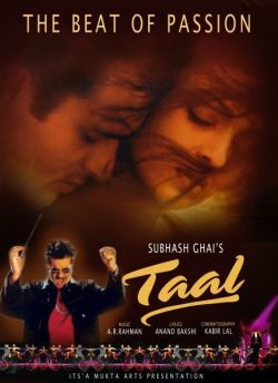 Taal movie poster