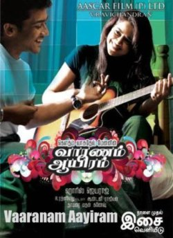 Vaaranam Aayiram movie poster