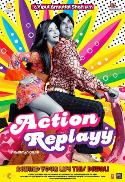 Action Replayy movie poster
