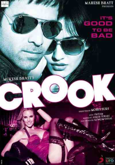 क्रूक movie poster