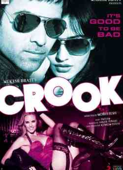 Crook movie poster
