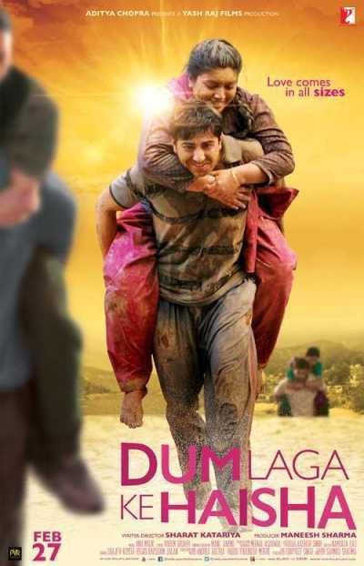 Dum Laga Ke Haisha movie poster