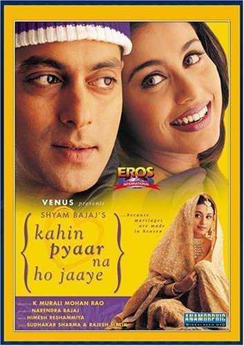 Kahin Pyar Na Ho Jaaye movie poster