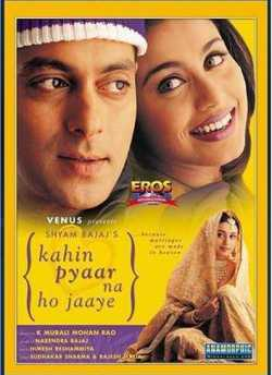 Kahin Pyar Na Ho Jaaye movie poster